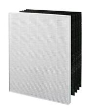 Winix 113050 True Hepa and 4 Replacement Carbon Filters for P150/ B151 Air