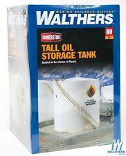 3168 Walthers Cornerstone Tall Oil Storage Tank w/ Berm - HO Scale