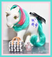 ❤️My Little Pony MLP G1 Vtg European UK Gusty Unicorn Movie Star EURO Nirvana❤️