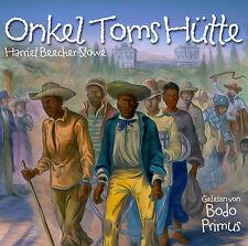 Livre audio CD Oncle Toms Cabanes Von Harriet Beecher-Stowe Lecteur Bodo Primus