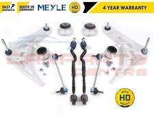 FOR BMW E46 FRONT LOWER ARM DROP LINK RACK TIE ROD ENDS STRUT MOUNT MEYLE HD RK2