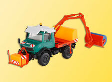 Kibri H0 14989 Bausatz Unimog mit Tunnelbürste NEU/OVP