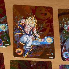 DRAGON BALL Z DBZ DBS HEROES GOD MISSION CARD PRISM CARTE CP HGD5-CP4 JAPAN MINT