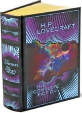HP Lovecraft H.P. The Complete Fiction Works Collection Hardcover Necronomicon