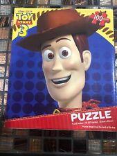 Disney Pixar Toy Story Woody  100 Piece Jigsaw Puzzle Complete
