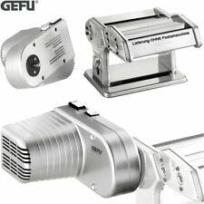 GEFU E- Motor für Pasta Maschine Perfetta De Luxe, Brillante, Nero Nudelmaschine