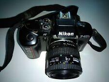 Appareil photo NIKON F-401X vintage + objectif AF NIKKOR 35-70mm pour pièces