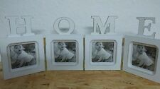 Picture Frame Nostalgia/Shabby Pictures Country Style Lettering Home White
