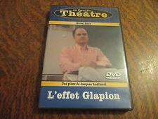 dvd au coeur du theatre michel roux l'effet glapion