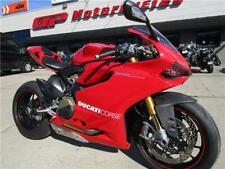 2013 Ducati 1199 S Panigale