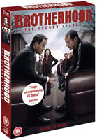 Brotherhood: The Complete Second Season DVD (2011) Jason Isaacs cert 18 3 discs