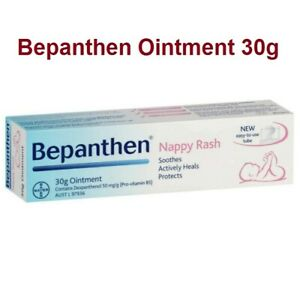 BEPANTHEN Ointment 30g Bayer. For Babies, Wounds, Disinfects, Burns, Scars