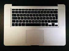 """TopCase German Keyboard for Macbook Pro 15"""" a1286 2010 2011 2012"""