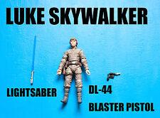 Star Wars The Vintage Collection Luke Skywalker Bespin Fatigues Action Figure!