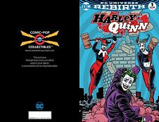 HARLEY QUINN #1 MICHAEL ALLRED COMIC POP EXCLUSIVE VARIANT COVER! Rebirth