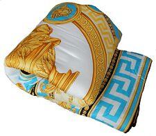 """Versace La Coupe De Dieux Baroque Medusa King Size Comforter - 110.3"""""""