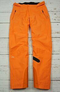 KJUS FORMULA DERMIZAX-EV THINSULATE MEN'S PANTS SKI TROUSERS SNOWBOARD Size 52 L