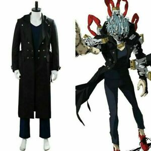 Shigaraki Tomura Season 4 Villain Boku no/My Hero Academia Suit Cosplay Costumes