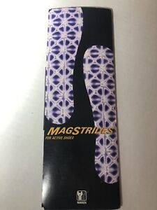Nikken Magstrides # 2005 Medium Size 7-11 Magnetic Insoles New old stock read