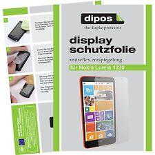 Nokia Lumia 1320 Protector de Pantalla protectores mate