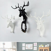 Simple Modern Decorative Wall Craft Creative Decorative Animal Coat Hanger Hooks