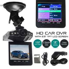 HD In Car DVR Camera 1080p CCTV IR Night Vision Motion Dash Cam Video Record UK