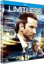 """""""Limitless""""  Blu-ray + DVD  NEUF SOUS BLISTER"""