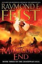 Magician's End: Book Three of the Chaoswar Saga-ExLibrary