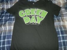 Green Day T Shirt Bay Island Size XS See Measurements