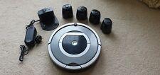 iRobot Roomba 780 Vacuum Cleaning Robot + 4 Virtual Walls + upgraded battery