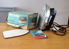Vintage Morphy Richards Steam/dry Iron