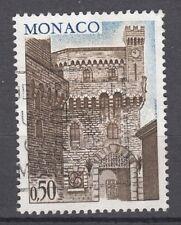 TIMBRE  MONACO OBL N° 987   LA TOUR DE L HORLOGE