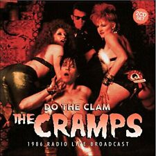 Cramps, - Do the Clam (2cd) - Double CD - New