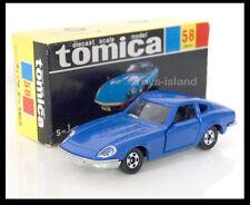 Tomica Black Box 58 Nissan Fairlady Z 240Zg 1/60 Tomy Diecast Car