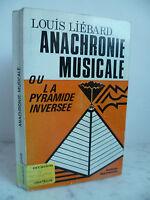 Anachronie Musikalische Oder Die Pyramide Reverse Louis Liebard Widmung
