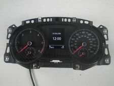 5g0920941a Instrument Cluster Speedo mph VW Golf VII (au) 1.6 TDI 81 KW 110 CV