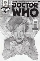 DOCTOR WHO THE ELEVENTH DOCTOR #1 1:25 CVR E (TITAN)