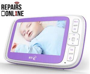 BT 6000 Video Baby Monitor Parent Unit USB Charging Port Repair Service