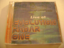 Analog Junkies - Live at Evolution Radar One (CD, 1999) DEP, A&R