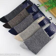 3 Pairs Men Warm Winter SOFT COTTON Socks Christmas GIFT sale A