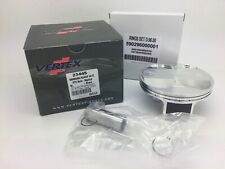 Kawasaki KXF 450 Vertex Piston Kit Rings, Clips & Pin 2009-2012 3445A 95.96mm