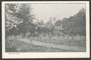 Postcard Latimer nr Amersham Buckinghamshire early view of Dell Farm