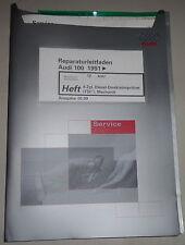 Werkstatthandbuch Audi A6 C4 1,9 l TDI Direkteinspritzer Mechanik ab 1991
