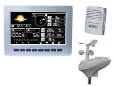 WIFI Stazione meteorologica con alimentazione solare Sensore wireless di caricamento dei dati memorizzazione dati