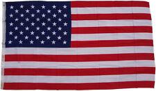 XXL Bandera EE.UU. 90 x 150cm con 2 Ojales De Metal para IZAR Alzada América