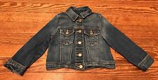 EUC Baby Gap Jean Denim Jacket Get Ready For Spring 2 Yrs Baby Girl