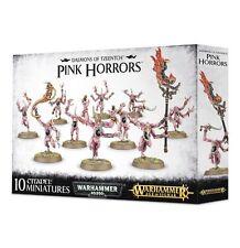 Warhammer 40k Chaos Daemons Pink Horrors NIB