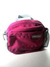 Swiss Gear Waist Pack Belt Bag Plum Travel Sport