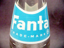 "vintage ACL Soda POP Bottle:  COCA-COLA'S ""FANTA""  - 7 oz ACL"