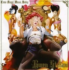 Gwen Stefani - Love Angel Music Baby [New CD] Bonus Track